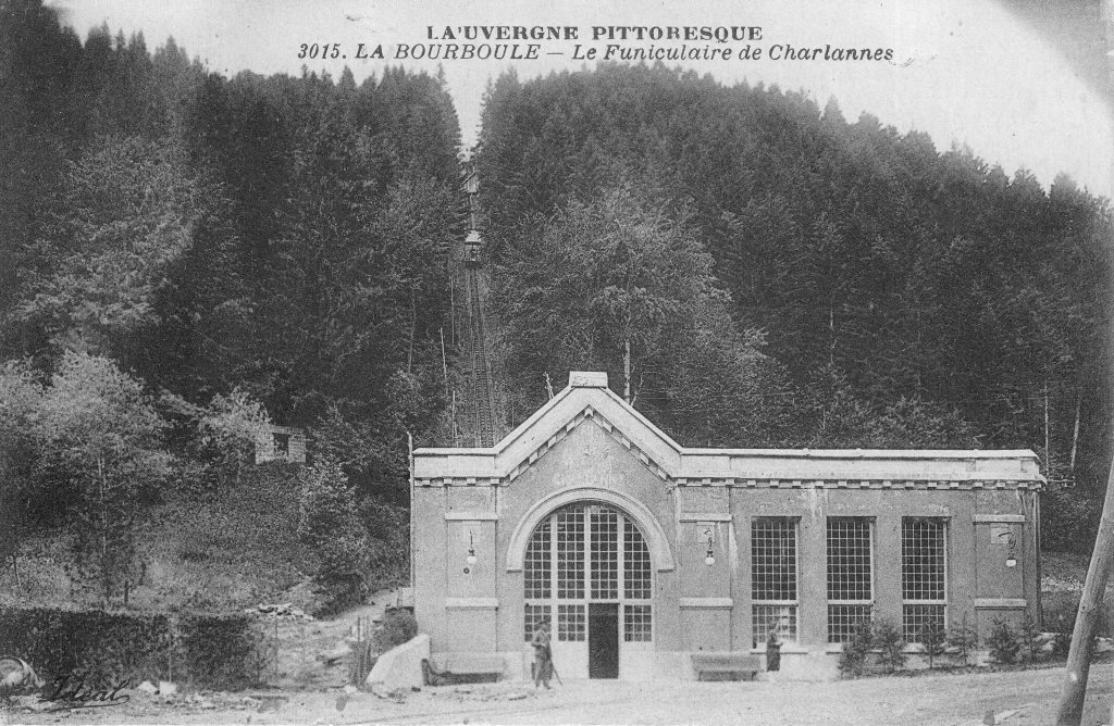 Gare Aval vers 1950